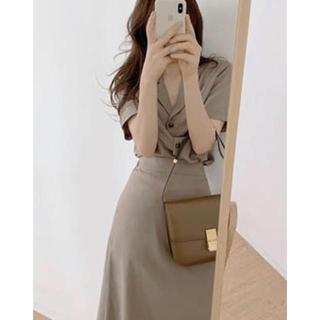 セットアップ レディース 韓国ファッション