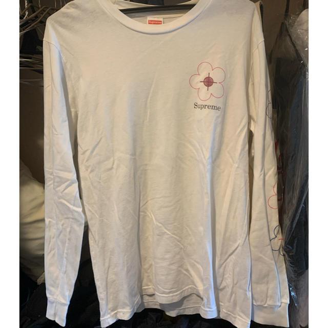 Supreme(シュプリーム)のsupreme ロンT サイズm レディースのトップス(Tシャツ(長袖/七分))の商品写真