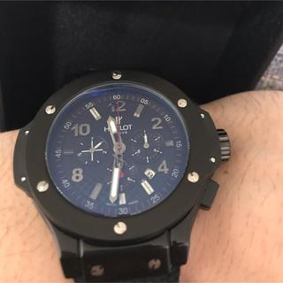SEIKO - 本日限定高品質付属品完備 ウブロ自動巻腕時計