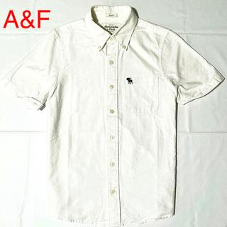 アバクロンビーアンドフィッチ(Abercrombie&Fitch)のABERCROMBIE AND FITCH 半袖シャツ S(シャツ)