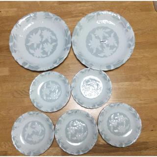 レノマ(RENOMA)の新品レノマ renomaの 平皿大2枚小5枚セット(食器)