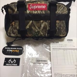 Supreme - 新品未使用 Supreme waist bag シュプリーム 19aw