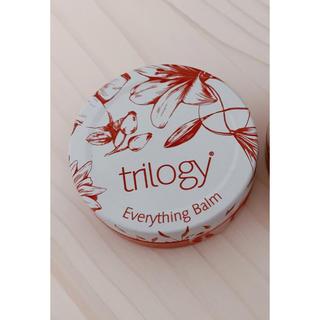トリロジー(trilogy)のトリロジー エブリシングバーム 18ml (フェイスオイル/バーム)