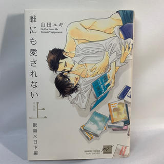 誰にも愛されない 完全版(上) 飯島×日下編 / 山田ユギ(ボーイズラブ(BL))