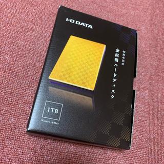 アイオーデータ(IODATA)のアイオーデータ 40周年記念 金沢箔 ハードディスク(PC周辺機器)