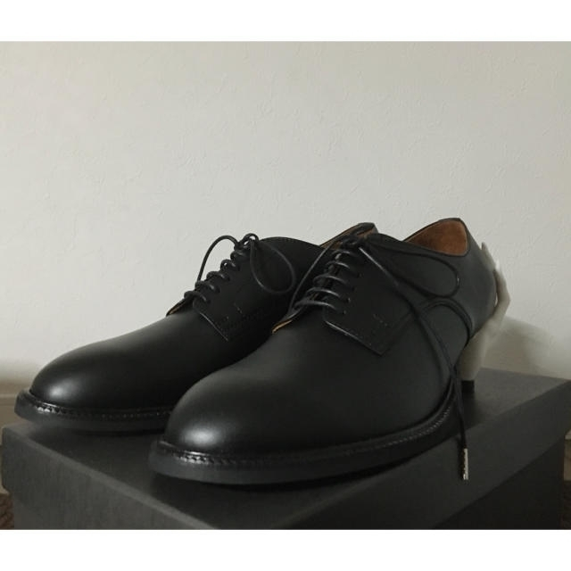 ha | za | ma   惹きずり込まれる運命の レザーシューズ メンズの靴/シューズ(ドレス/ビジネス)の商品写真