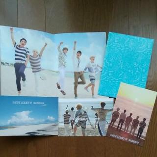 シャイニー(SHINee)のSHINee 「Boys Meet U」限定盤/ポストカード付き(アイドルグッズ)
