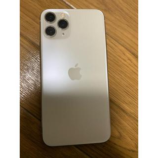 Apple - iPhone 11 Pro 256G シルバー