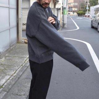 コモリ(COMOLI)のyoke JOHN 別注スウェット size M(スウェット)