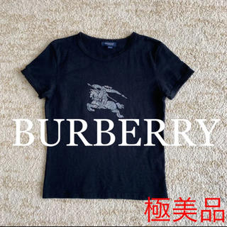 BURBERRY - 極美品 バーバリー Tシャツ 140 女の子