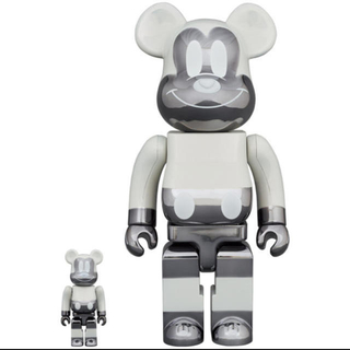 FRAGMENT - BE@RBRICK FRAGMENT MICKEY MOUSE REVERSE