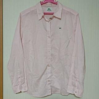ラコステ(LACOSTE)のラコステのシャツ(シャツ/ブラウス(長袖/七分))