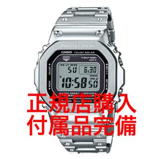 ジーショック(G-SHOCK)のCASIO G-SHOCK フルメタル シルバー GMW-B5000D-1JF(腕時計(デジタル))