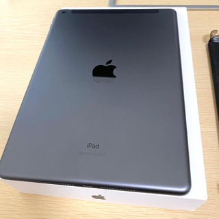Apple - SIMフリー‼︎ iPad 第7世代 32gb セルラー Cellular 美品