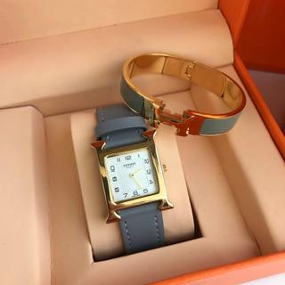 Hermes - 🌸HERMES 🌸 腕時計 🌸 ブレスレット 🌸 2点セット  最安値☆