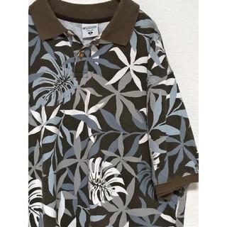 コロンビア(Columbia)のColumbia コロンビア 半袖ポロシャツ(ポロシャツ)