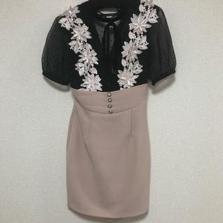 an - ローブドフルール ドレス