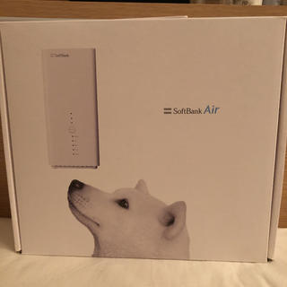 ソフトバンク(Softbank)のSoftBank Air3(PC周辺機器)