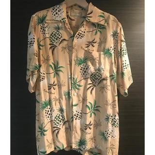 MAISON KITSUNE' - メゾンキツネ  Kona Bay Hawaii アロハシャツ