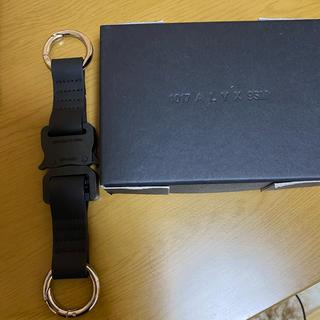 バレンシアガ(Balenciaga)のアリクス 1017 ALYX 9SM コブラバックル キーリング(ベルト)
