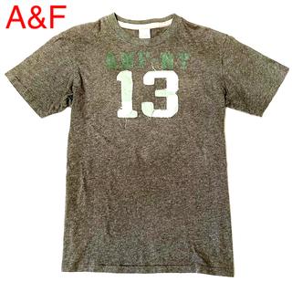 アバクロンビーアンドフィッチ(Abercrombie&Fitch)のABERCROMBIE AND FITCH ヴィンテージ加工 Tシャツ M(Tシャツ/カットソー(半袖/袖なし))