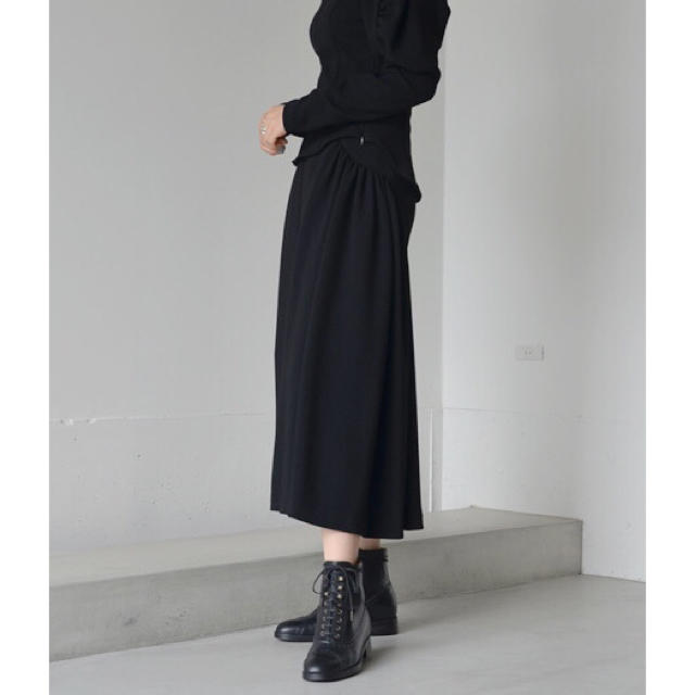 mame(マメ)のmame クラシカル フレア スカート マメ sacai marni  レディースのスカート(ロングスカート)の商品写真