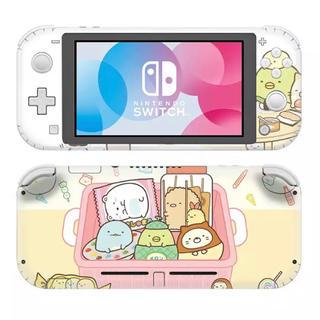 Nintendo Switch - 〖新作〗激安 すみっコぐらし《ク》任天堂SwitchLite 保護スキンシール
