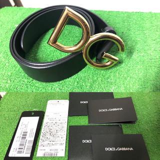 ドルチェアンドガッバーナ(DOLCE&GABBANA)のドルチェ&ガッパーナ ベルト 美品/付属品完備(ベルト)