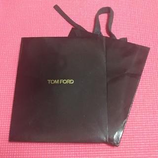 トムフォード(TOM FORD)のTOM FORD ショッパー 紙袋 プレゼント(ショップ袋)