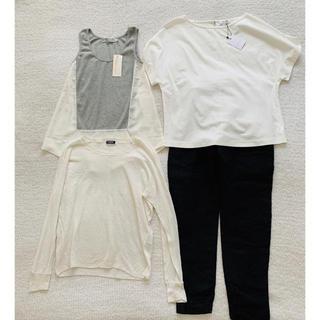 ジャーナルスタンダード(JOURNAL STANDARD)の福袋♡未使用Tシャツ2点含む4点セット美品(セット/コーデ)