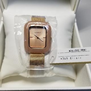 フルラ(Furla)のFURLA ELISIR ローズゴールド腕時計 R4253111501(腕時計)
