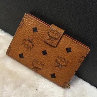 エムシーエム(MCM)の2点目半額♡MCM♡折り財布(財布)