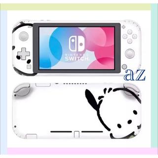 ニンテンドースイッチ(Nintendo Switch)の◎SALE◎ポチャッコ① 任天堂SwitchLite 保護スキンシール✦汚れ防止(その他)