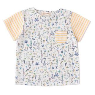 センスオブワンダー(sense of wonder)のセンスオブワンダー  THEO半袖TEE(BOY) 120(Tシャツ/カットソー)