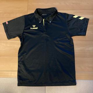 ヒュンメル(hummel)のhummel ポロシャツ ブラック o(ウェア)