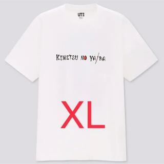 UNIQLO - ユニクロ UT Tシャツ 鬼滅の刃 XL