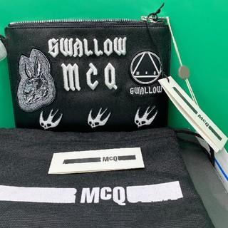 アレキサンダーマックイーン(Alexander McQueen)の新品 アレキサンダーマックイーン/ポーチ👝(セカンドバッグ/クラッチバッグ)