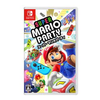 Nintendo Switch - スーパーマリオパーティー ニンテンドースイッチ