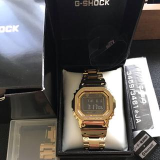 ジーショック(G-SHOCK)のG-SHOCK GMW-B5000GD-9JF フルメタル ゴールド (腕時計(デジタル))