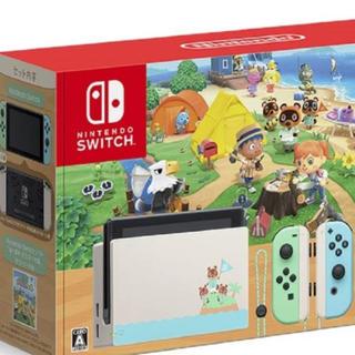 Nintendo Switch - あつまれどうぶつの森 Switch 未開封