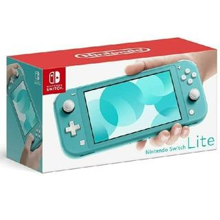 Nintendo Switch - 任天堂スイッチ ライト Nintendo Switch lite ターコイズ