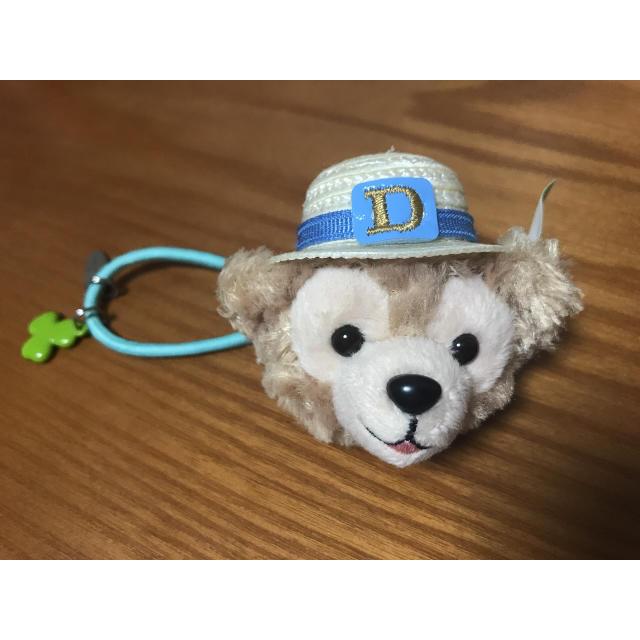 ダッフィー(ダッフィー)の【美品】Disney ディズニー ダッフィー ヘアゴム スプリングヴォヤッジ エンタメ/ホビーのおもちゃ/ぬいぐるみ(キャラクターグッズ)の商品写真