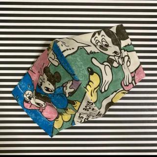 ディズニー(Disney)のインナーマスク・ミッキーマウス柄・レトロ柄・甥っ子・ディズニー柄(その他)