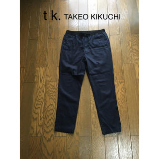 タケオキクチ(TAKEO KIKUCHI)のメンズ パンツ カジュアルパンツ テーパードパンツ お値下げ有り(その他)