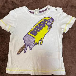 ディーゼル(DIESEL)のTシャツ ディーゼル DIESEL 9ヶ月 ヒス スタイ(Tシャツ)