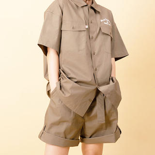 Katie - Katie CHERRY CLUB parachute pants