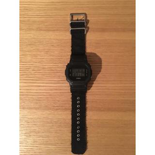 ジーショック(G-SHOCK)のG-SHOCK DW-5600BBN-1JF(腕時計(デジタル))