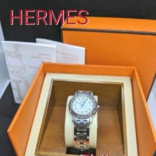 エルメス(Hermes)のエルメス HERMES クリッパー レディース 腕時計 CL4.210(腕時計)