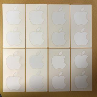 アップル(Apple)のApple シール ステッカー 8シート 16枚(その他)