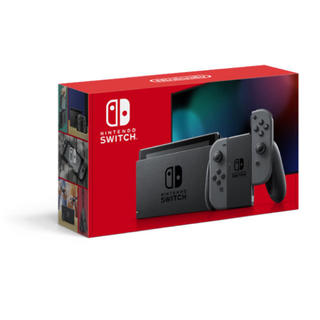 Nintendo Switch - 任天堂 スイッチ 本体 グレー